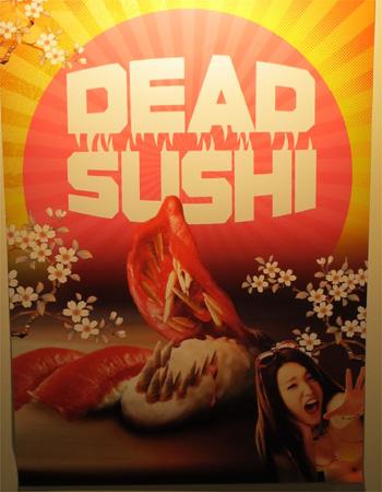 Gsh sushi hasn't died
